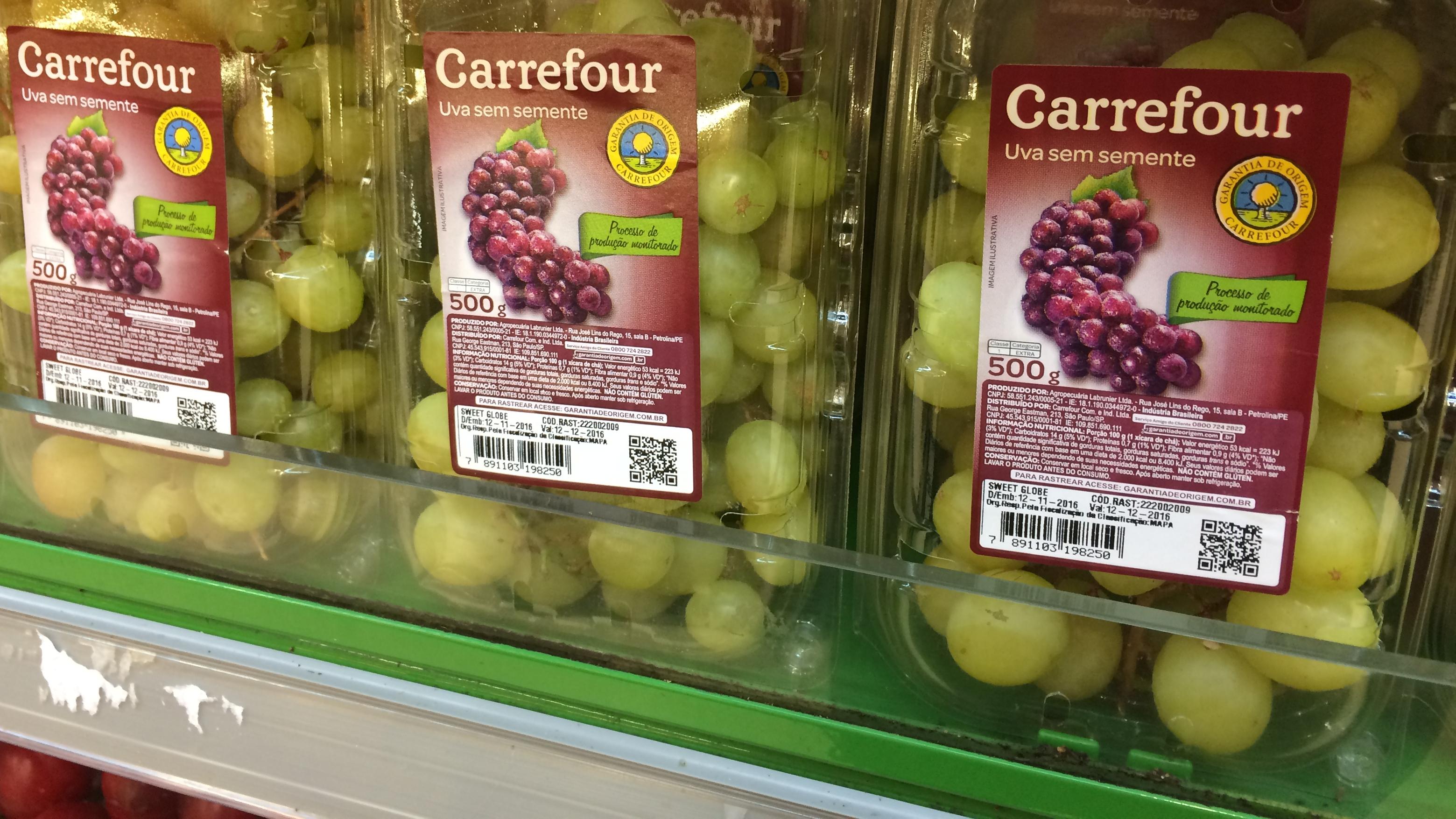 Alimentos com QR Codes possibilitam mais informações ao consumidor