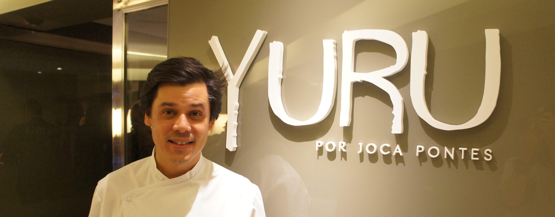 A cozinha franco-brasileira do chef Joca Pontes