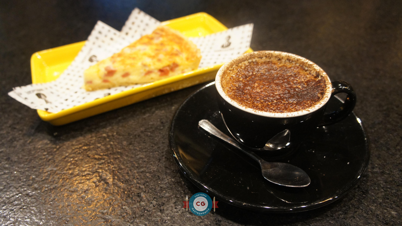 Café de barão para começar bem o ano