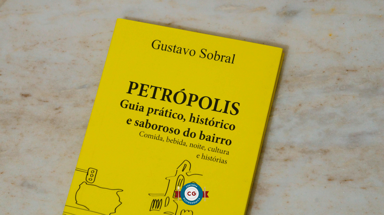 A boemia de Petrópolis nas páginas de Gustavo Sobral