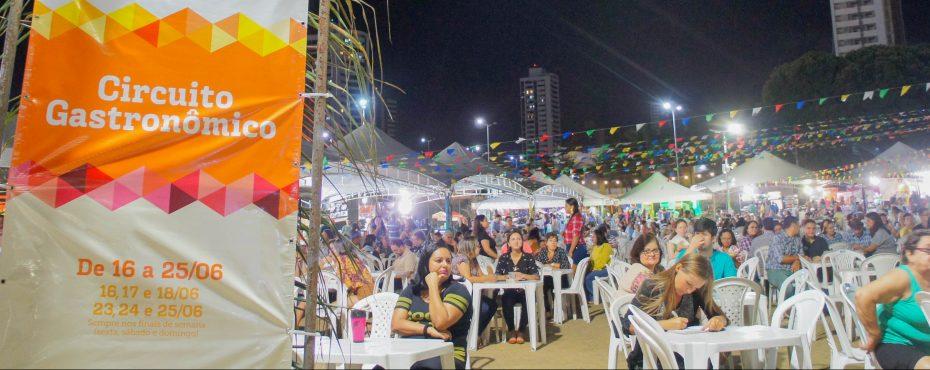 Festival gastronômico integra programação do São João de Natal
