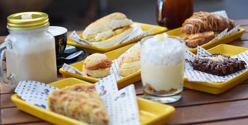 2ª Dessert Trip tem combos a R$19,90 no Barões do Café