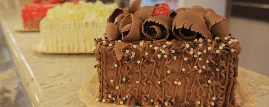 Chocolate com Amendoim é bolo do mês na Sodiê