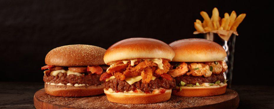 Picanha, cebola caramelizada e camarão são destaque em festival de burgers