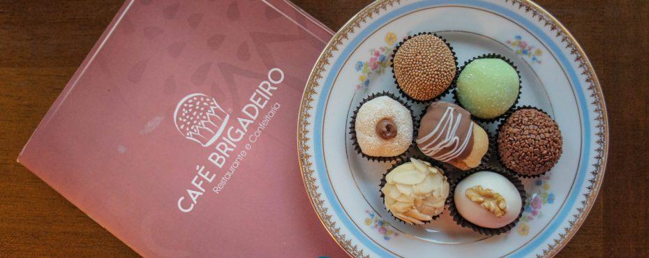 Café Brigadeiro é doce até no nome!