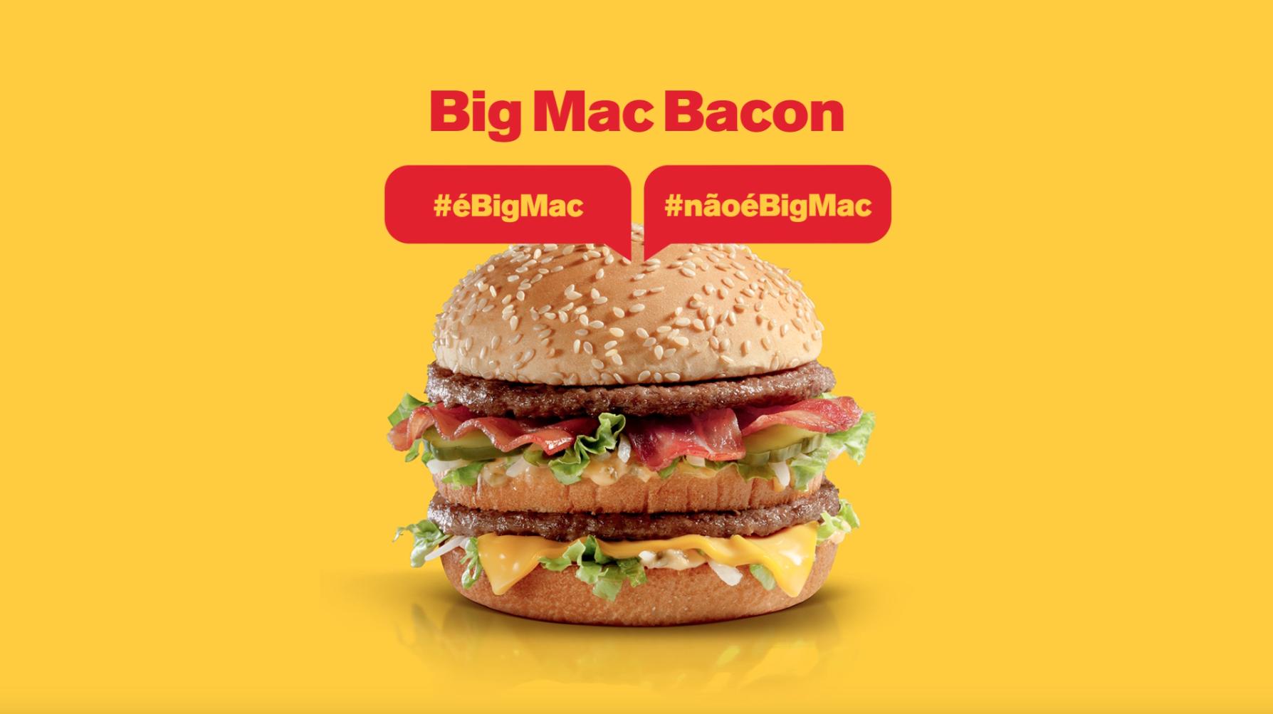 McDonald's tem novidade de sabor tradicional