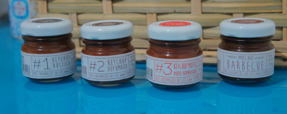 Ketchup Strumpf preserva tradição rústica à mesa