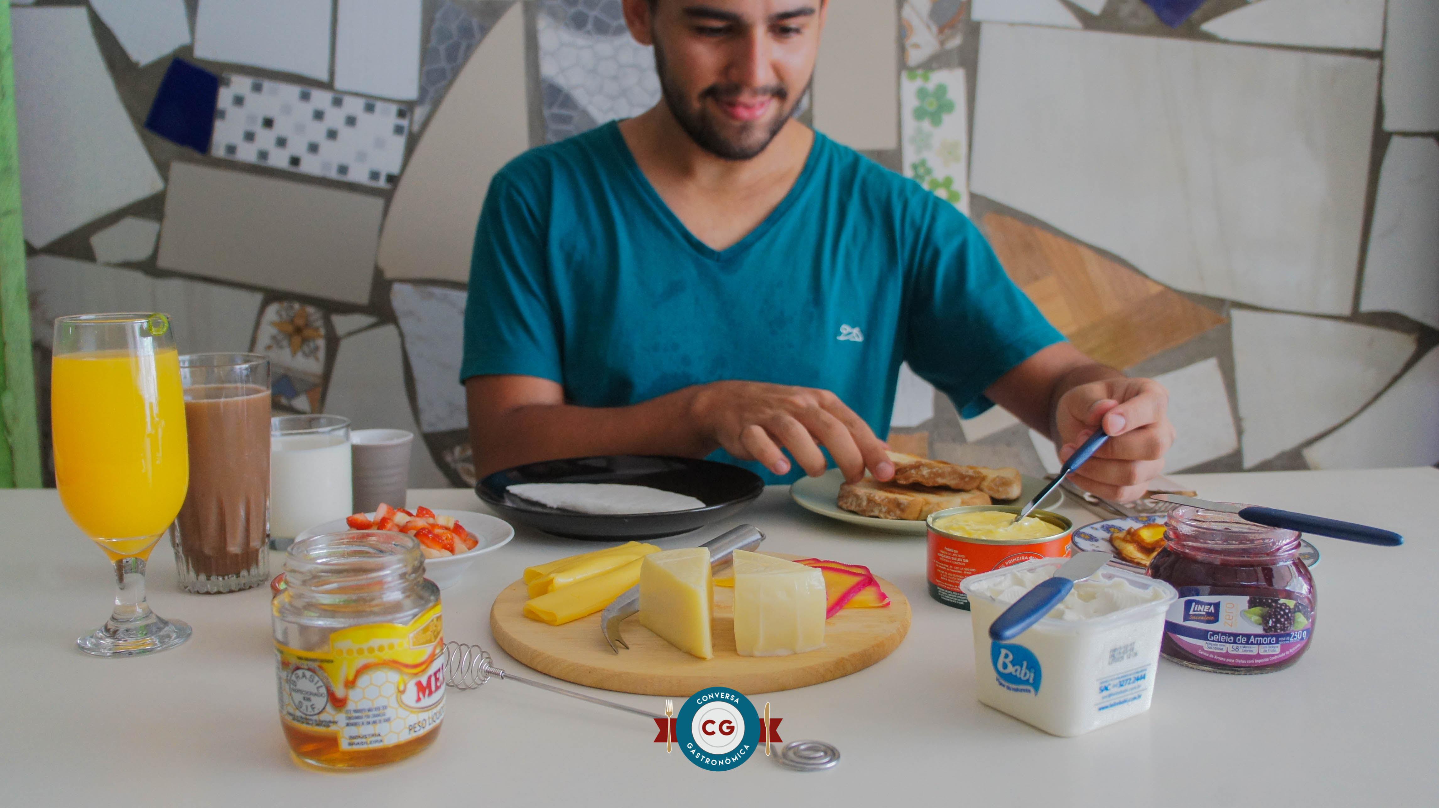 Café da manhã para inspirar o dia a dia
