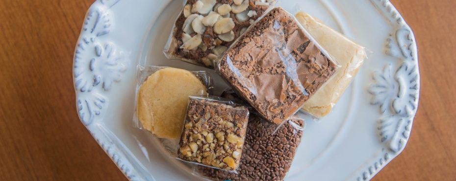 Cecilia Mindêlo tem brownie para todos