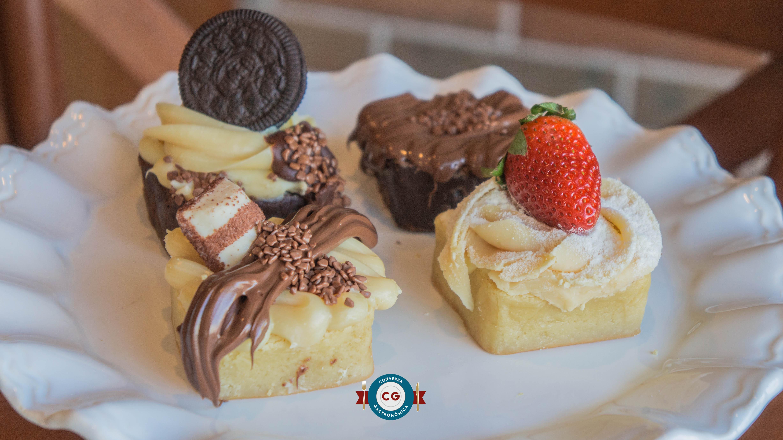 Janeiro tem brownies e outras delícias com 20% off em Cecília Mindêlo
