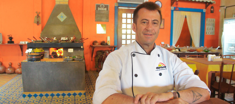 Chef de restaurante potiguar disputa reality de comida mineira