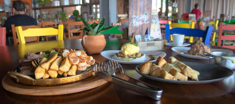 Mangai leva culinária sertaneja com novidades a Ponta Negra