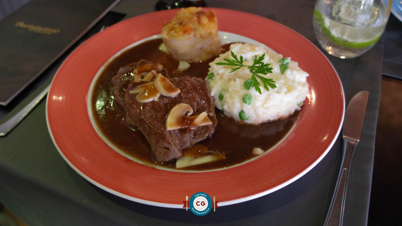 Buongustaio tem comida italiana e almoço promocional