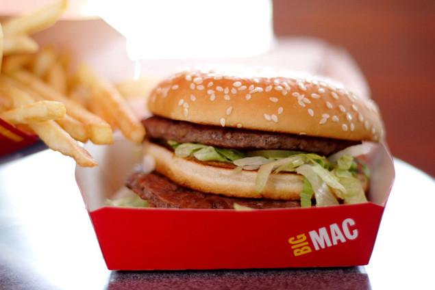 McDonald's: menos corantes, aromatizantes; mais sabor e valor nutricional