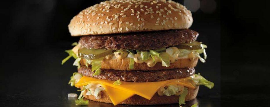 Big Mac completa 50 anos