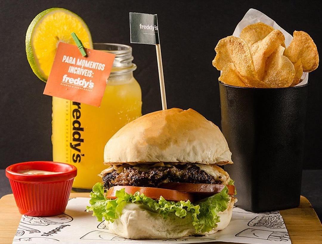 Blend Festival oferece combos de burgers a R$21,90