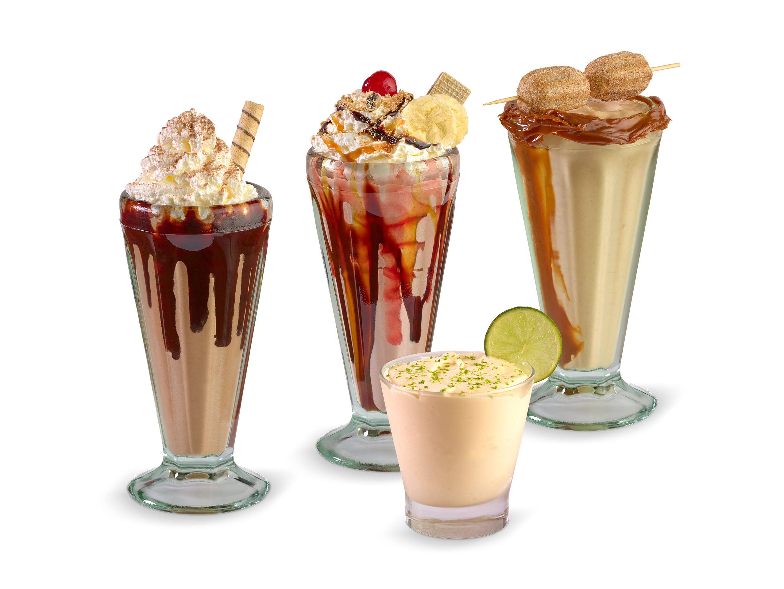 Festival de Milk Shake é novidade de verão no The Fifties