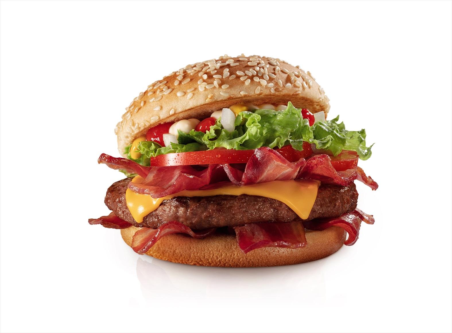McDonald's lança McNífico com 10 bacons