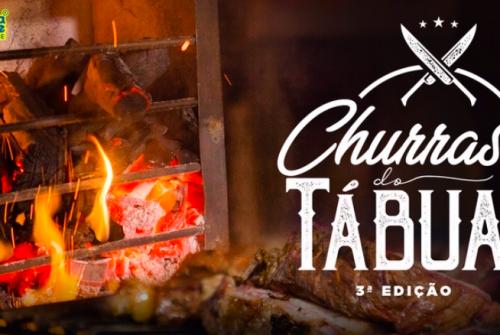 9 chefs churrasqueiros vão comandar o 3º Churras do Tábua