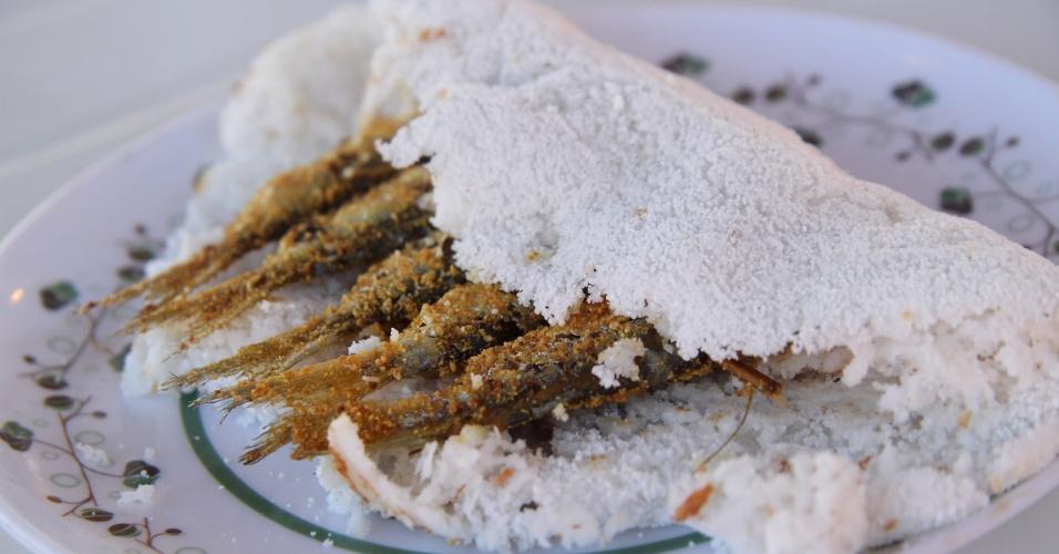 Festival evidencia ginga e tapioca na Redinha