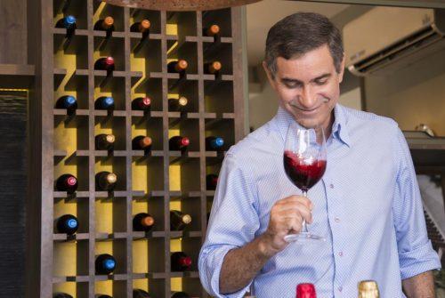 Degustação de vinhos é experiência gastronômica no happy hour Lojão da Carnes