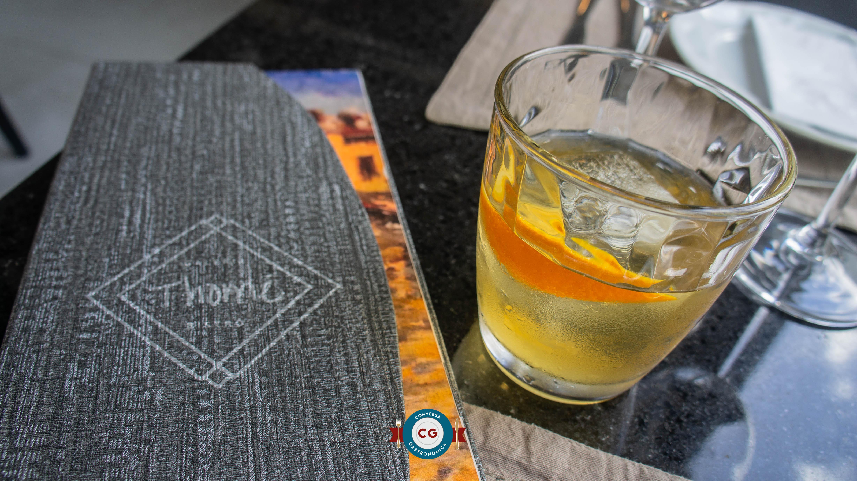 Gastronomia e arte no Thomé