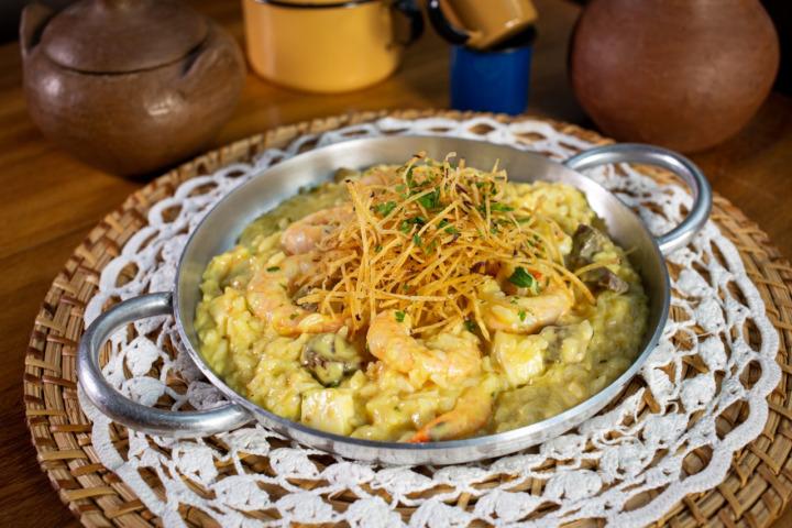27 pratos com camarão para aproveitar até 03 de novembro em Natal