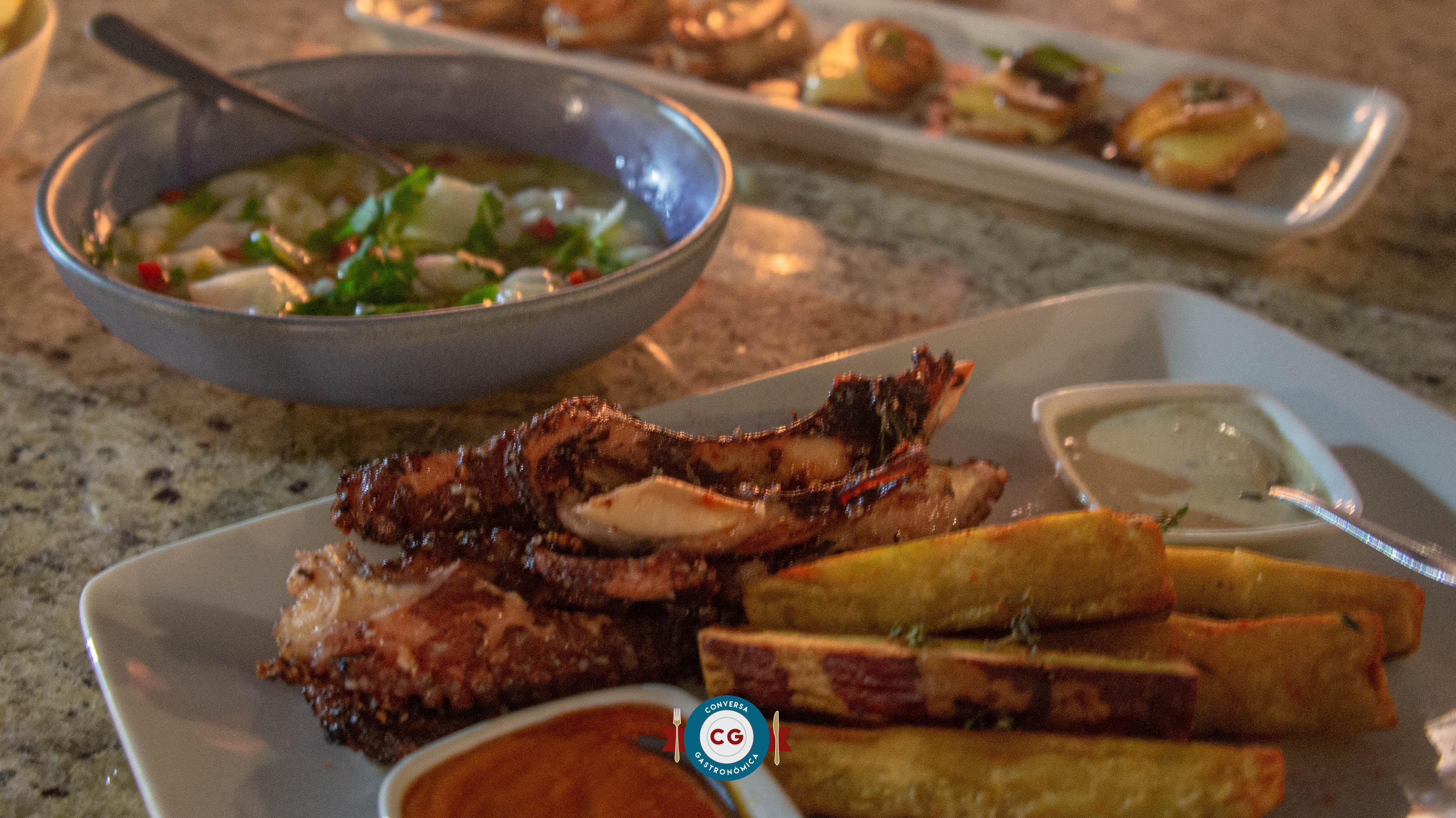 Regionalismo e alta gastronomia molda cozinha do Manary