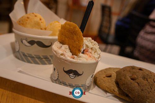 San Paolo faz ação beneficente com gelato a R$1 no Midway Mall