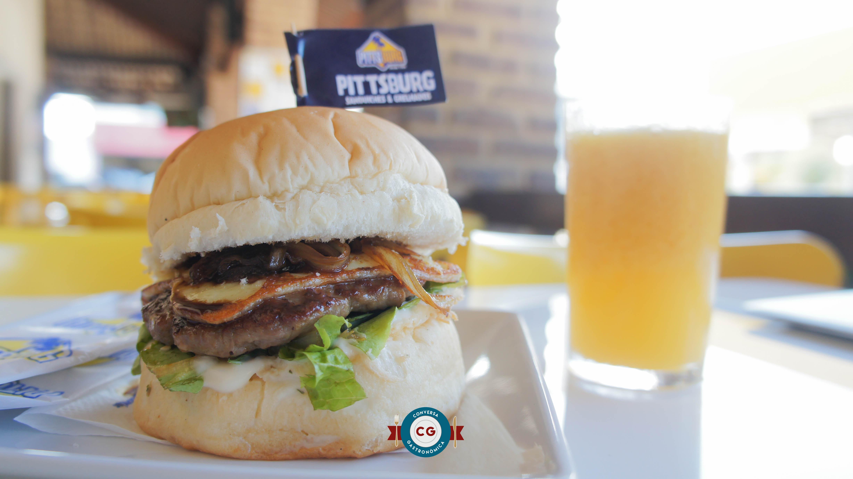 Promoções, sorteios e novo sanduíche marca 35 anos do Pittsburg