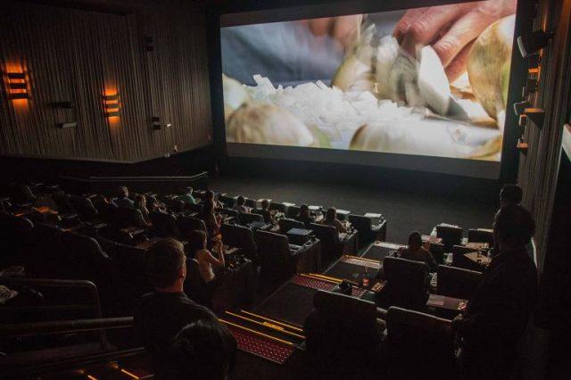 Festival proporciona experiência gastronômica no cinema