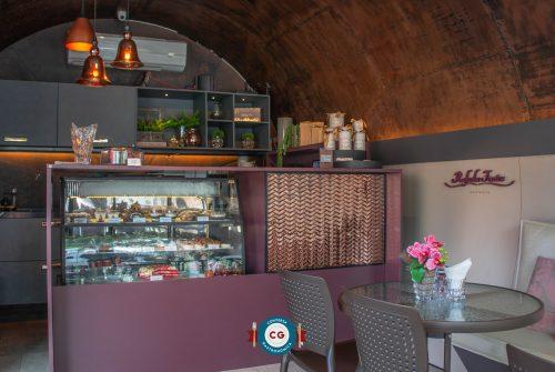 Rafaela Fontes leva chocolateria em silo de açúcar para o Tirol