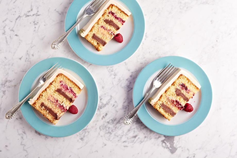 Prepare o bolo de limão siciliano The King Cake