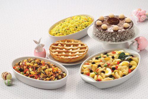Extra tem encomendas de pratos para a Páscoa