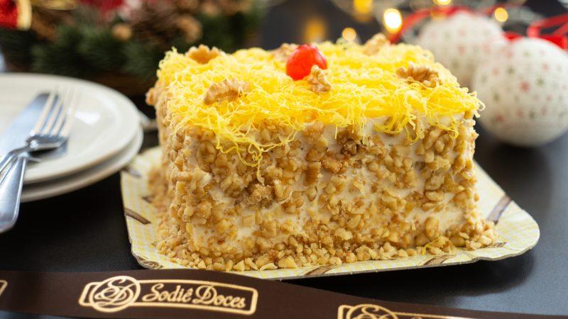 Sodiê lança bolos da doçaria familiar para o Natal 2020