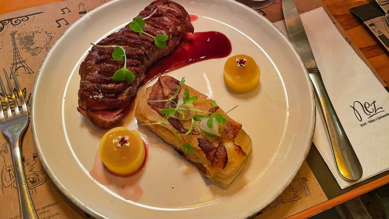 Nez Bistrô tem comida franco-italiana com personalidade em Casa Forte