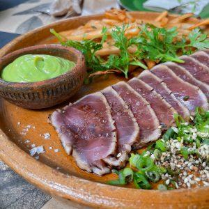 Arvo: comida brasileira e reinventada ao ar livre no Recife