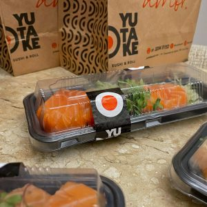 Um delivery de sushi com qualidade de salão para pedir no Recife