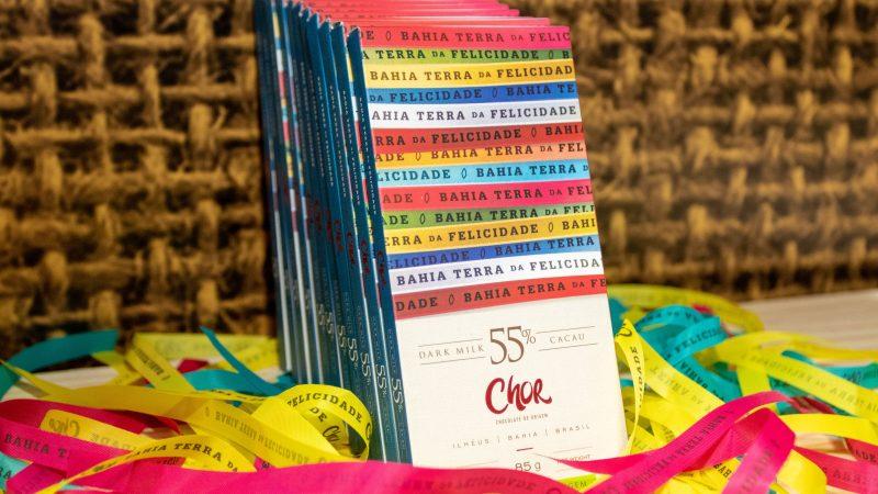 Chocolate do Sul da Bahia é eleito como um dos três melhores do mundo