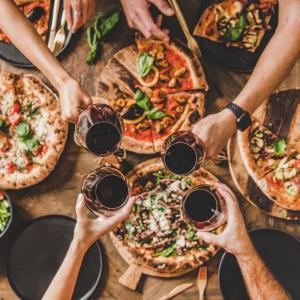 Como harmonizar vinhos e pizza