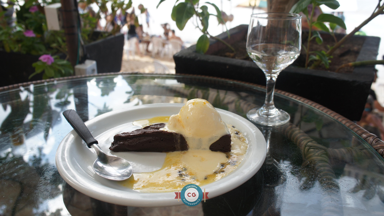 Tenerina é um bolo de cacau típico da cidade de Ferrara, na Itália.