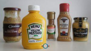 Yellow Mustard Heinz (R$13)