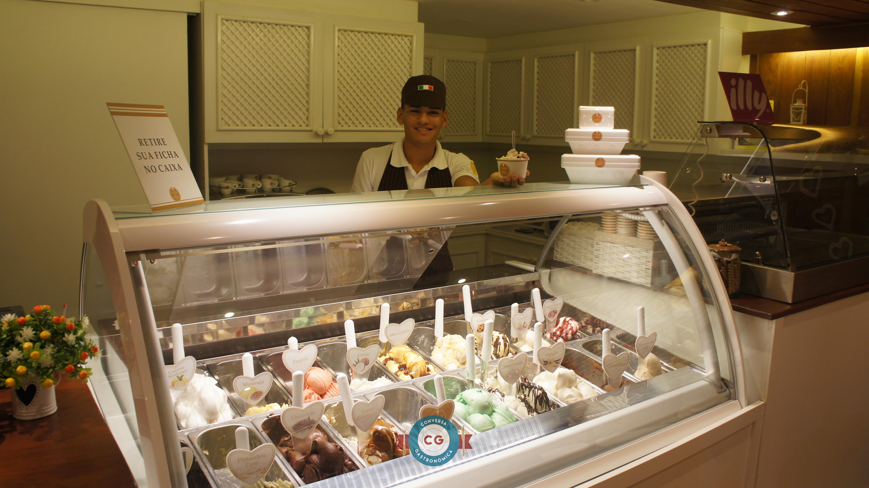 Na Cuori di Panna de Petrópolis, 18 sabores estão à disposição do freguês