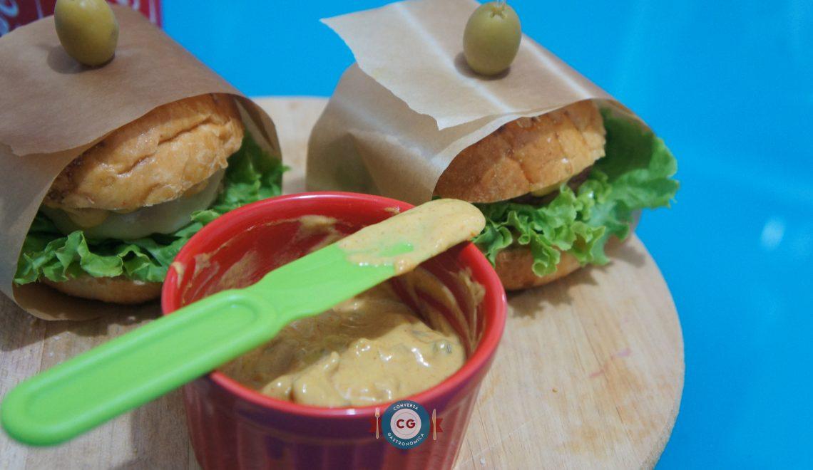 Molho especial para sanduíches