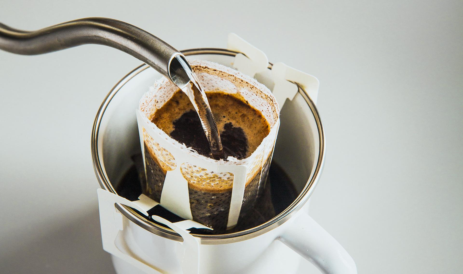 Drip coffee: café de bolso chega à Qualitá