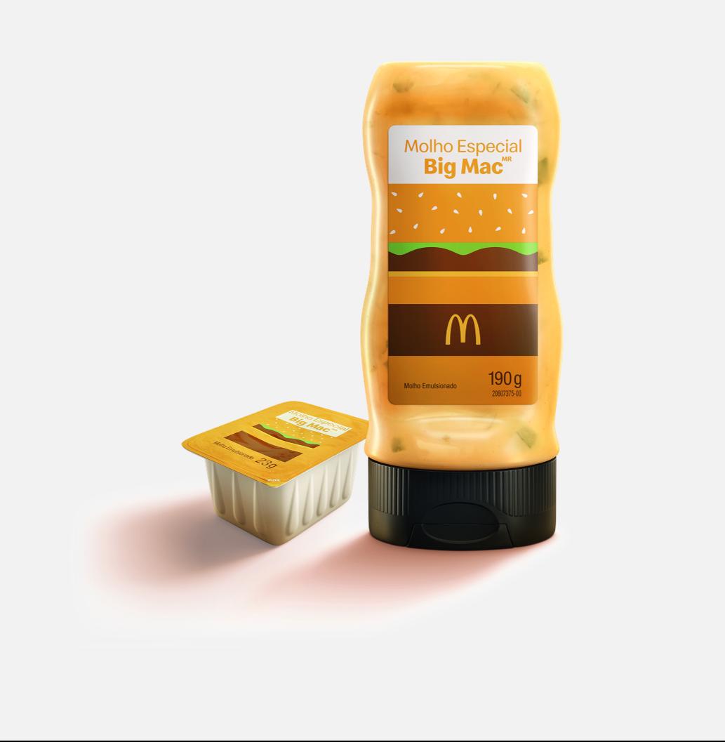 McDonald's terá edição limitada de Big Mac e molho especial para levar