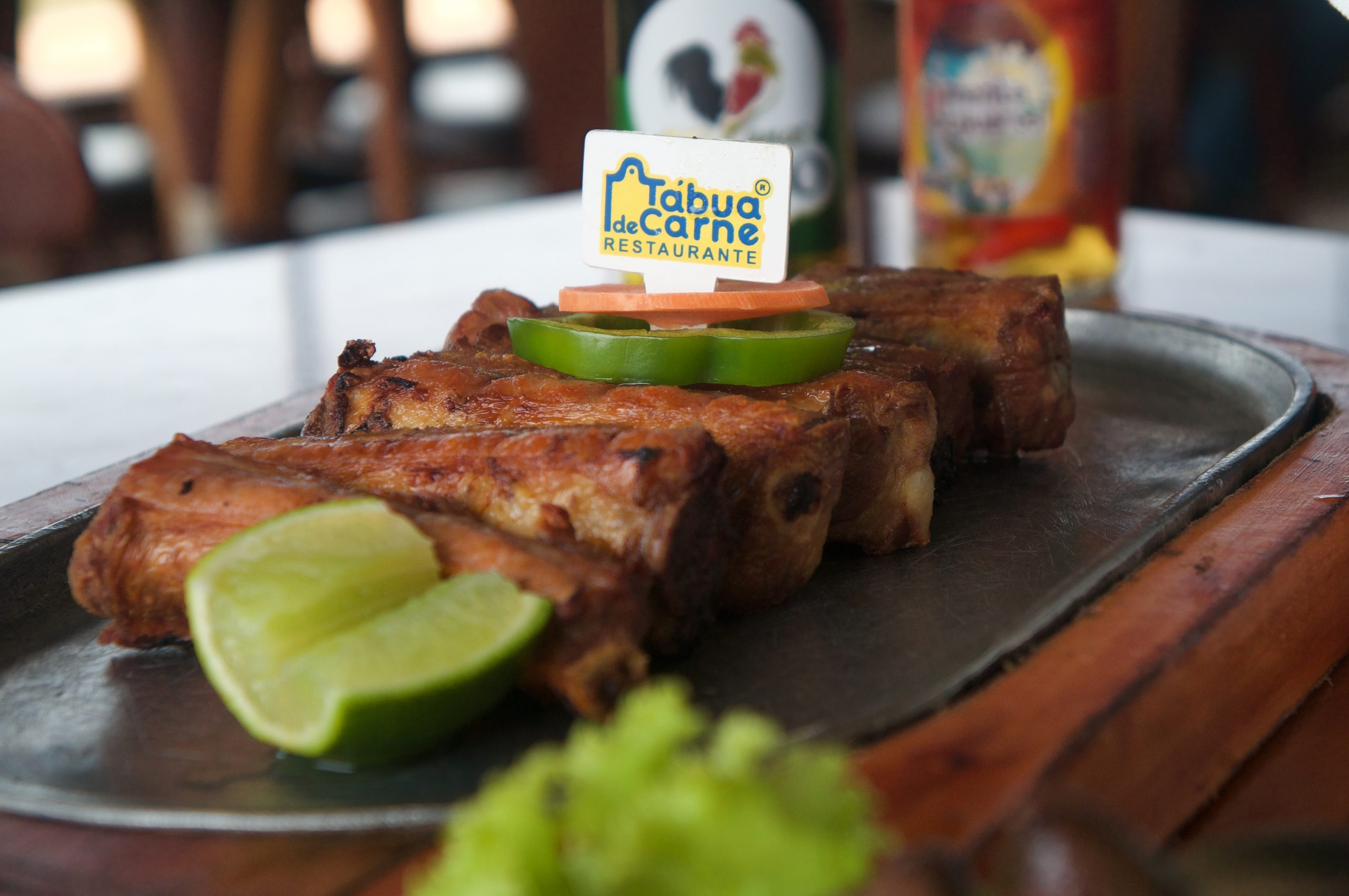 Tábua de Carne se mantém fiel a mesa regional do Nordeste