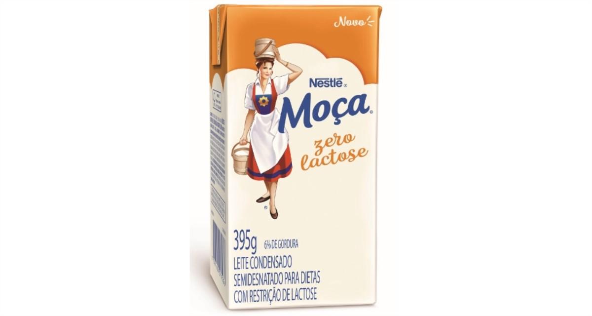 Moça® zero lactose chega ao mercado
